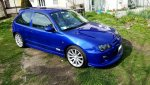 MG Zr tdi 160