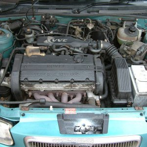 Project Vi's engine