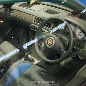 Interior View of the ZS