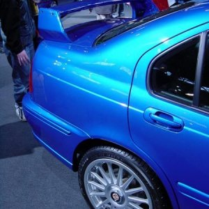 ZS Side - Nice paint effect there!