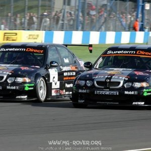 Reid and Turkington into Redgate