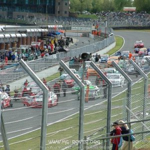 The Grid for race 2