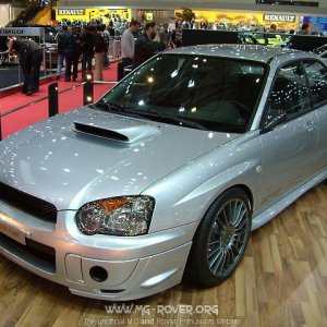 'Digit Power' STi
