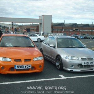 The Tangerine Machine & Minx's Beastie!