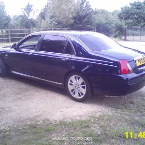 Rover 75 limo For sale