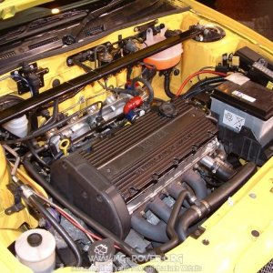 HSSV Engine (220bhp)