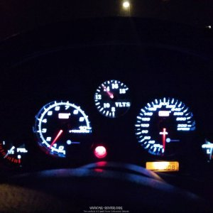 MGF modified dashboard