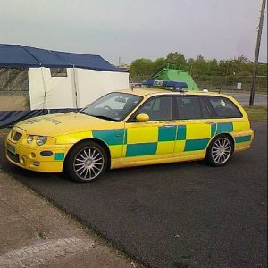 Cosford Ambulance 3