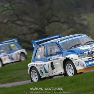 6R4s at Stoneleigh