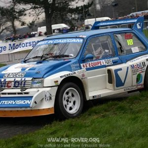 6R4 at Stoneleigh