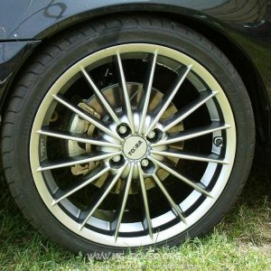 XPower ZS - Front Wheel