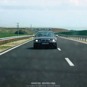 Rover 75 in Hungary