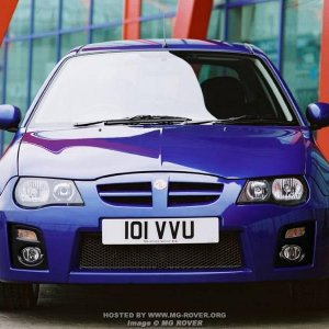 2004 Facelift MG ZR