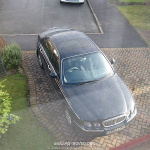 My Rover75