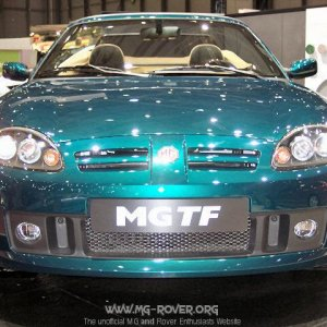 MG TF 80th Anniversary SE
