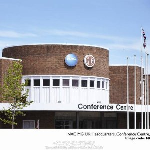 NAC MG UK Headquarters, Conference Centre, May 2007